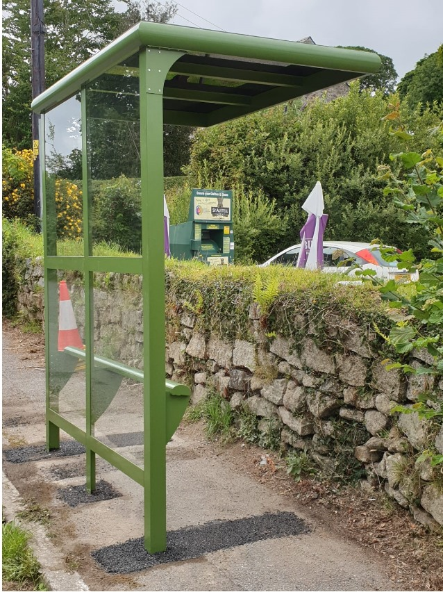 Crows Nest Bus Shelter